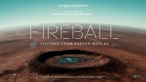 Fireball: ผู้เยี่ยมชมจาก Darker Worlds