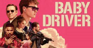Baby Driver ปล้นระห่ำกับไอหนุ่มสุดแสบ