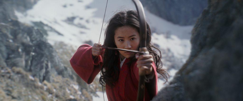 รีวิวหนังเรื่อง Mulan